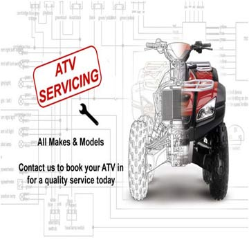 ATV's/Snow mobile Service