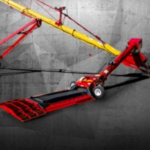 X-tend Retracting Swing Auger